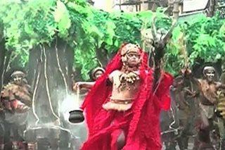 PANOORIN: Makulay na pagdiriwang ng Dinagyang Festival