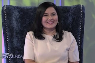 Lorna Tolentino wants people to remember her for these 3 movies