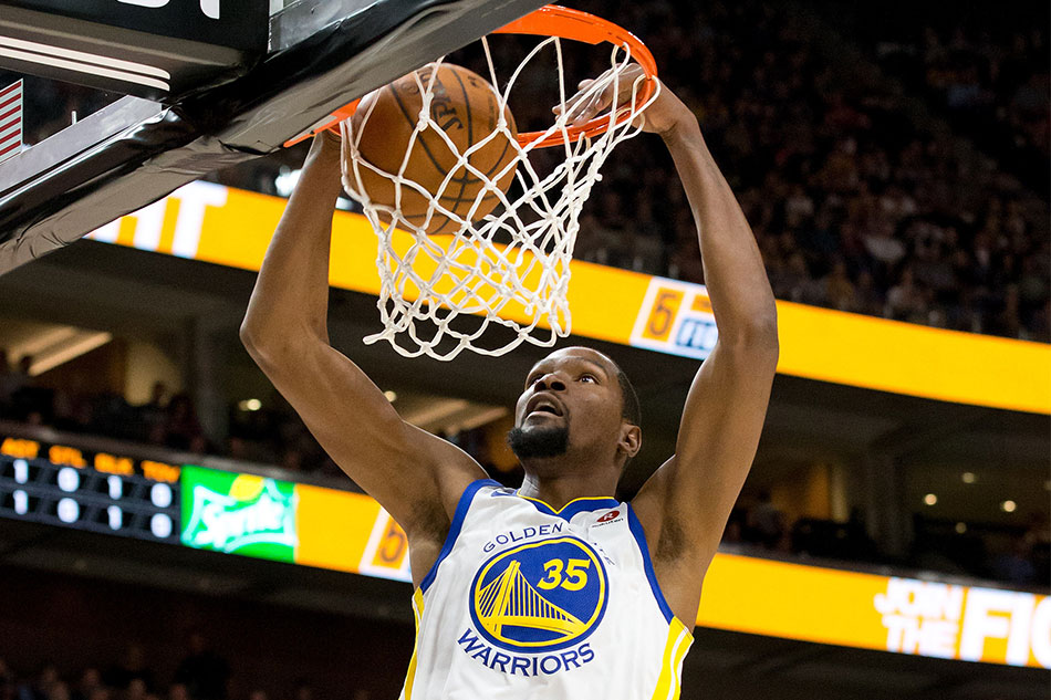 Golden State Warriors Midseason Awards: MVP