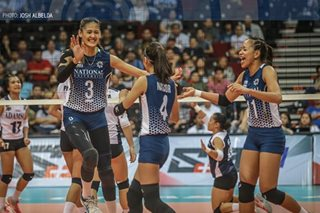 UAAP volleyball: NU grabs opening-day win against Adamson