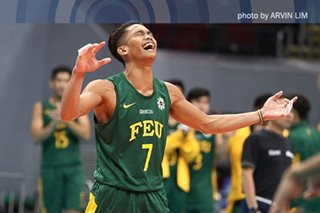 FEU puts an end to Ateneo's 30-match winning streak