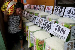 Rice Tariffication Bill, pirma na lang ni Duterte ang kulang