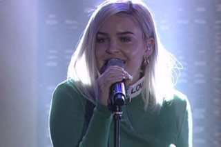 WATCH: British singer Anne-Marie performs 'Rockabye' in ASAP