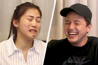 'Hindi ko na kaya!' Alex initiates spicy noodle challenge, loses