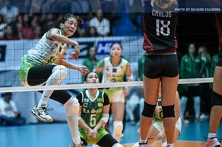 UAAP volleyball: La Salle grabs second win in sweep of UP