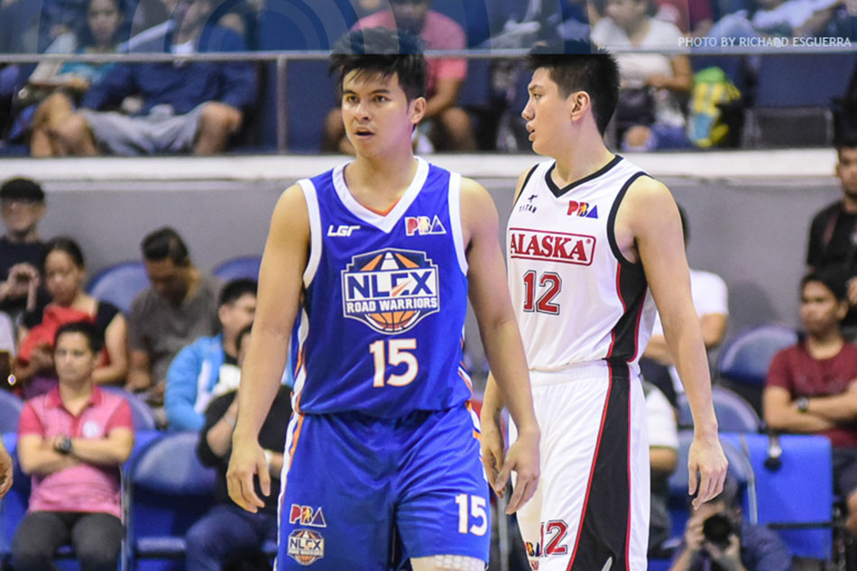 Kiefer Ravena's heroics carry NLEX to 1-0 lead over Alaska