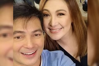 Sharon grateful for renewed friendship with Gabby