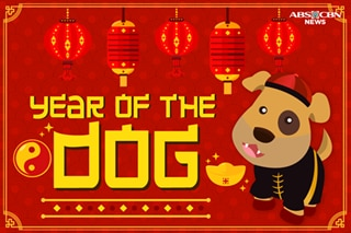 What animal signs will be lucky in the Year of the Dog?