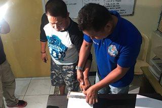 Suspect in Cainta cop's death surrenders