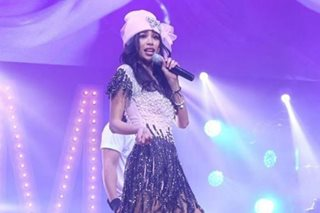 WATCH: Maymay covers Ex Battalion at first solo concert