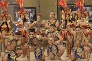'Pilipinas Got Talent': Dance group gets standing ovation for Lapu-Lapu tribute