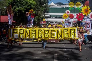 Baguio's Panagbenga 2018 showcases culture, creativity