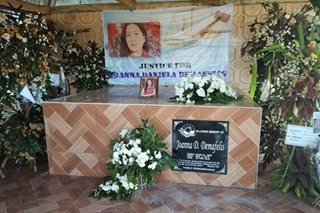 OFW slain in Kuwait laid to rest