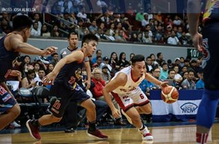 'Phenomenal' Thompson does it all for Ginebra