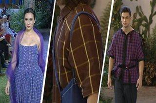 Telang 'inabel,' ibinida sa fashion show
