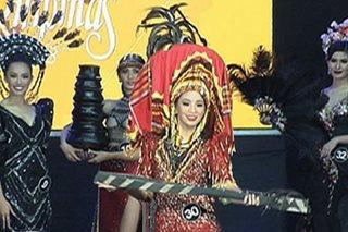 10 'Binibini,' finalists sa 'best in national costume'