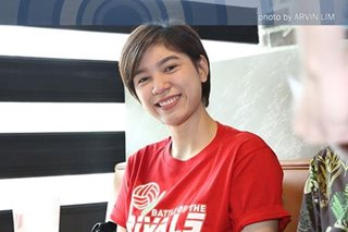 Service winner? Volleyball star Mika Reyes, negosyante na ngayon