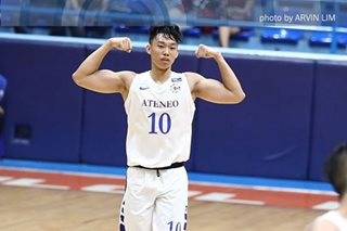 UAAP: Dave Ildefonso poised to join father, brother in NU