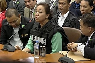Napoles could be 'weaponized for blackmail', critics warn