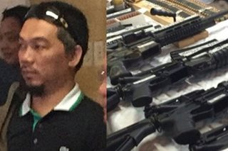 Abu Sayyaf arms supplier sentenced to up to 330 years in jail