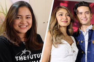 Antoinette Jadaone breaks silence about James, Nadine