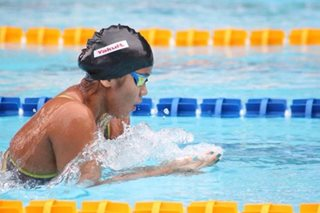 Swimming: Pamintuan claims 3 more golds in national swim meet