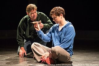 Theater review: 'Curious Incident of the Dog in the Night-time' is a multi-sensory marvel