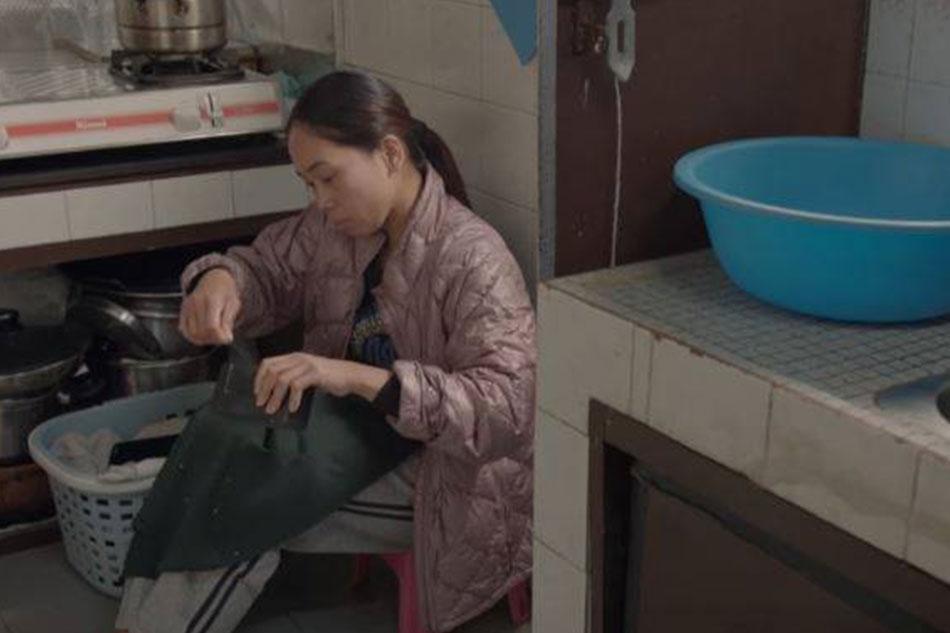Pinay domestic helper, bumida sa pelikula sa Hong Kong | ABS-CBN News