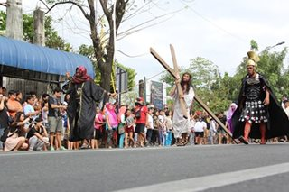 Faith tourism: 1 million people visited Intramuros during Holy Week