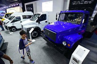 Thanks to Duterte foreign policy shift, Russian, Chinese carmakers pivot to PH