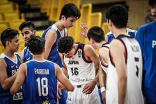 FIBA Asia Under-16: Batang Gilas boys comfort dejected Japanese player