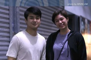 Jerome Ponce going through rough patch with GF Mika Reyes