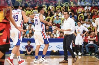 Coach Victolero proud as Magnolia gains crucial experience in PBA finals