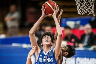 The next Yao Ming? FIBA is betting big on Kai Sotto