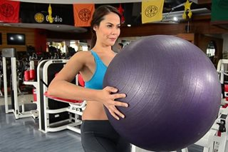 WATCH: Fitness tips from no less than beauty queen Chanel Olive Thomas