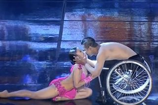 Duo earns grand finals slot with 'world-class' dance routine