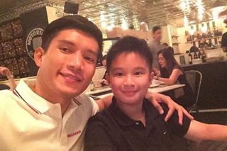 James Yap pens open letter to son Bimby