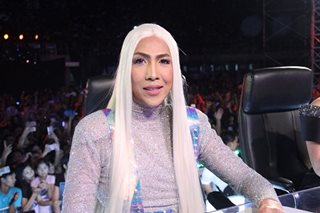 Tears flow as Vice Ganda delivers touching speech for moms