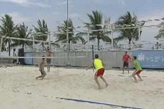 Beach volleyball stars, maghaharap-harap sa torneo sa Maynila