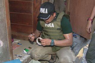 8 katao, tiklo sa drug raid sa Pasig