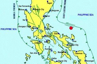 Magnitude 6.0 quake jolts Catanduanes