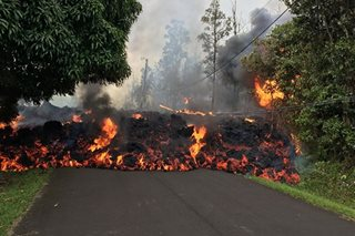 Hawaii volcano lava destroys dozens of homes, more threatened
