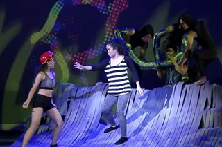 Musical retells Darna story through Ding's perspective