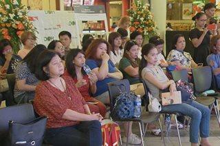 Daan-daang nanay, dumayo sa 'breastfeeding caravan'