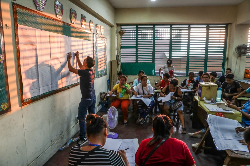 SLIDESHOW: The 2018 barangay, Sangguniang Kabataan elections 26