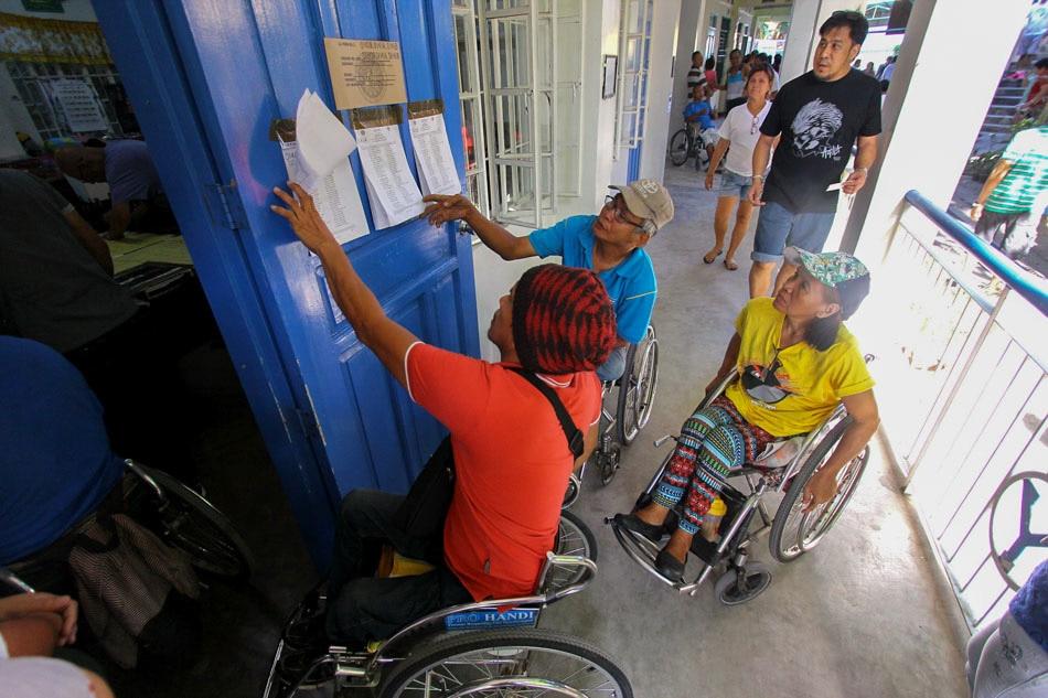 SLIDESHOW: The 2018 barangay, Sangguniang Kabataan elections 5