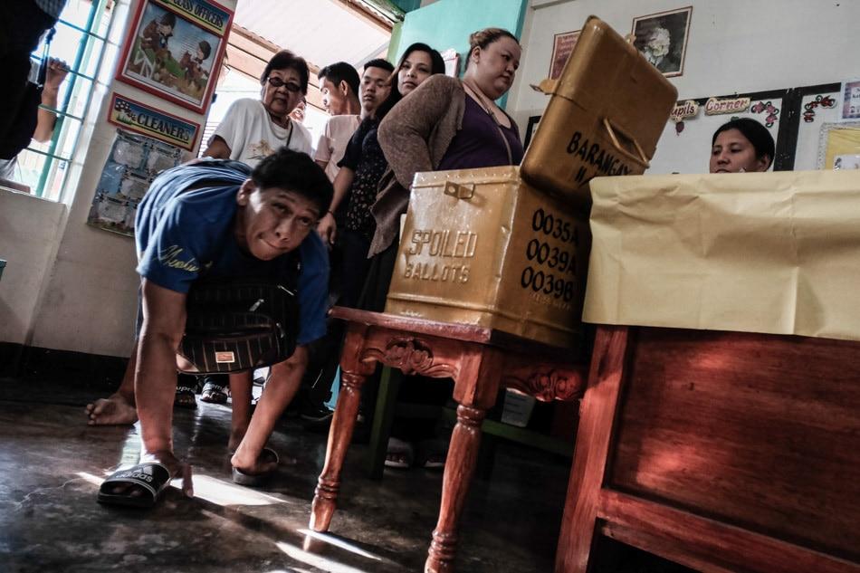 SLIDESHOW: The 2018 barangay, Sangguniang Kabataan elections 9