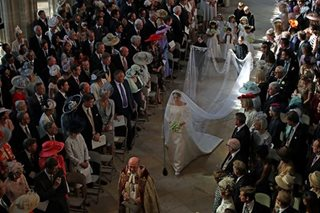5 key moments from Britain's royal wedding