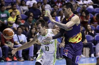 PBA: Rain or Shine fends off GlobalPort in fight-marred game