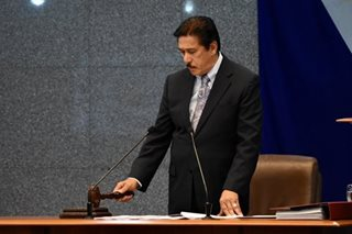 Sotto files TRAIN 2 bill